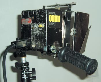 In Addition, I Have A Very Small Chimera Soft Box That Attaches To The Pro  Light, Making It A Great, Small, Soft Light.